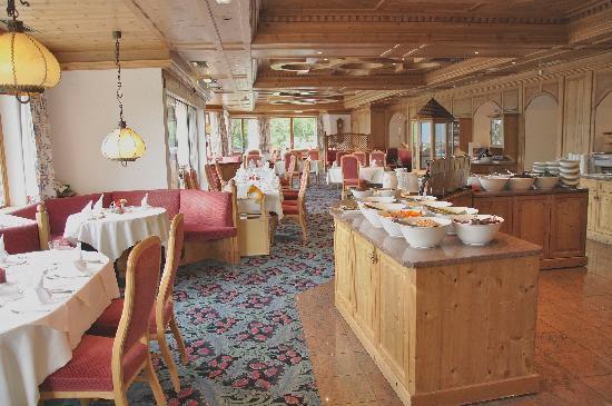 Imst, Österrike: Restaurant