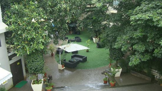 Citrus Hotel Lonavala : View from top