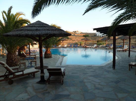 San Antonio Summerland Hotel: Pool
