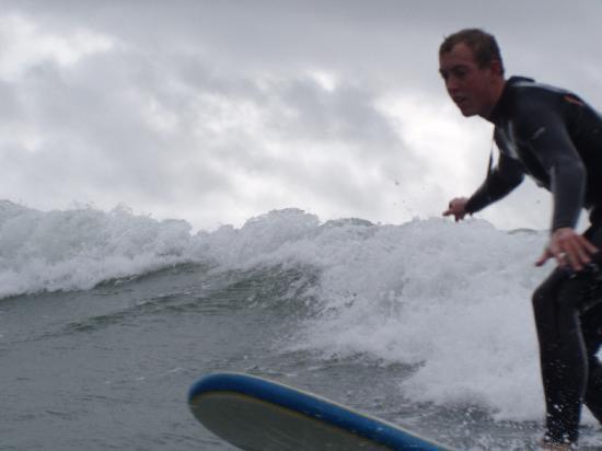 Gower Surfing School: yessssss