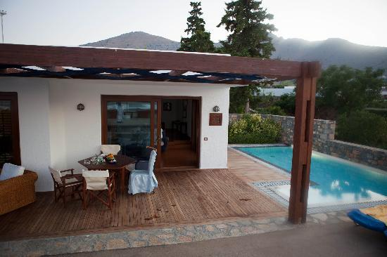 Elounda Beach Hotel & Villas: Our Villa