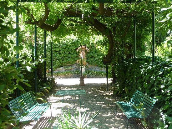Casa Santo Nome di Gesu: Stunning gardens