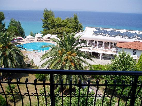 Poged Od Sobata Picture Of Alexander The Great Beach Hotel Kriopigi Tripadvisor