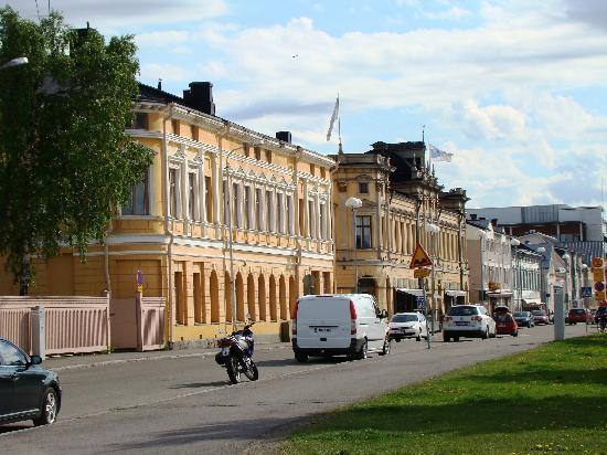 Oulu Finland  city pictures gallery : Oulu, Finland Photo de Oulu, Région de l'Ostrobotnie du Nord ...