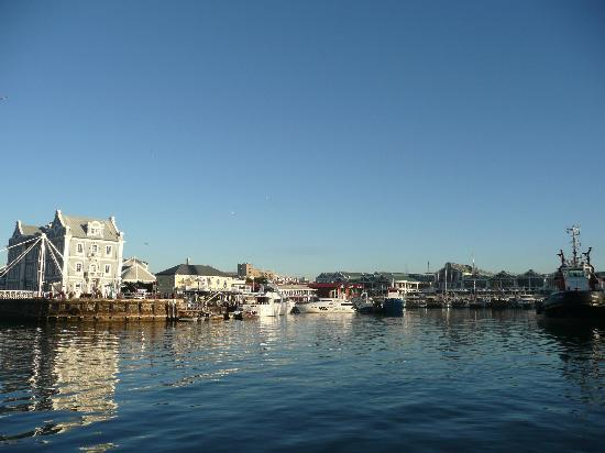 Southern Sun Waterfront Cape Town: From the ferry to Robben Island