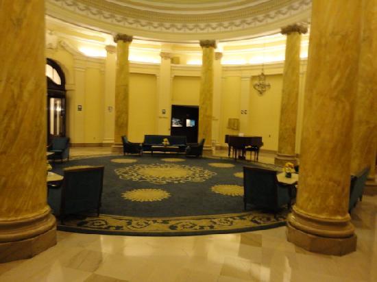 Gran Hotel Bolivar : Hall de entrada