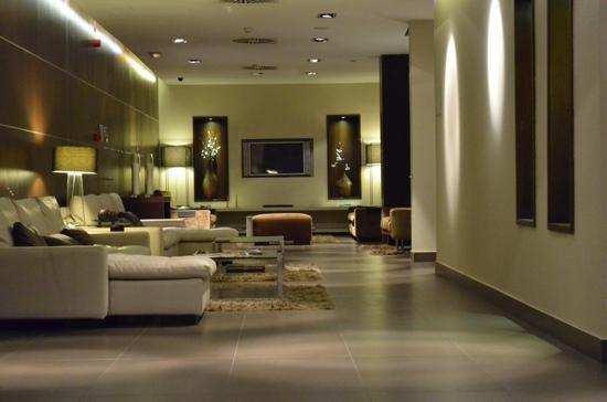 Hotel Constanza Barcelona: The very beatiful and welcoming Constanza lobby.