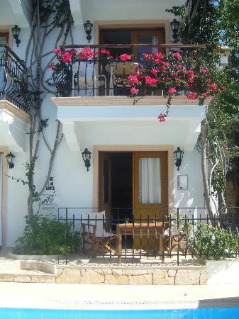 Korsan Apartments : The apartments