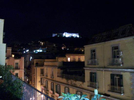 B&B Attico Partenopeo: vista da terrazza