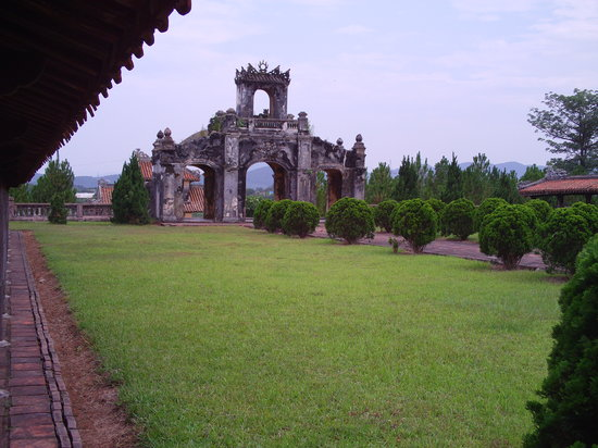 The Mieu Temple