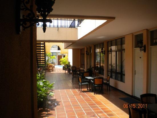 Ambassador Hotel: Un buen lugar