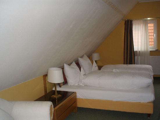 Flair Hotel Zum Löwenbräu: Zimmer
