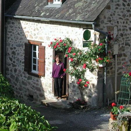 La Souvigne : The Front of the house
