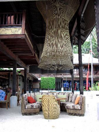 อนันตรา รสานันดา เกาะพะงัน วิลล่า รีสอร์ท แอนด์ สปา: restaurant from beach