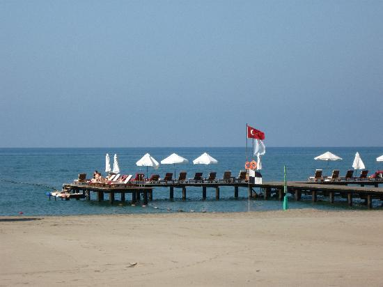 Rixos Premium Belek: The lovely ocean