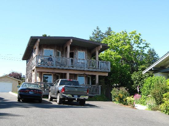 South Coast Inn Bed and Breakfast: Seaview apartment