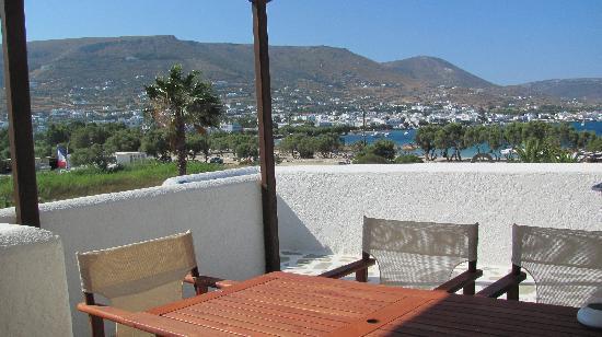 Onar Studios: Terrazzo vista mare, Playa Livadia