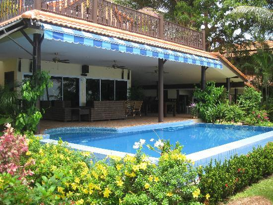 Laguna Villas : Bungalow in erster Reihe
