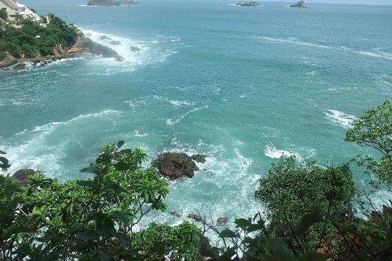 Capella Ixtapa: the view