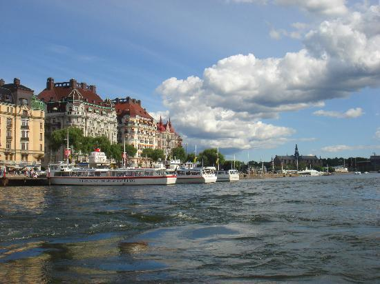 Stockholm, Sweden: panorama