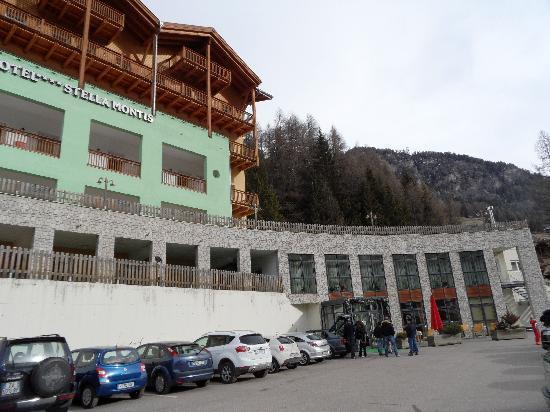 Campitello di Fassa, Włochy: Aussenansicht