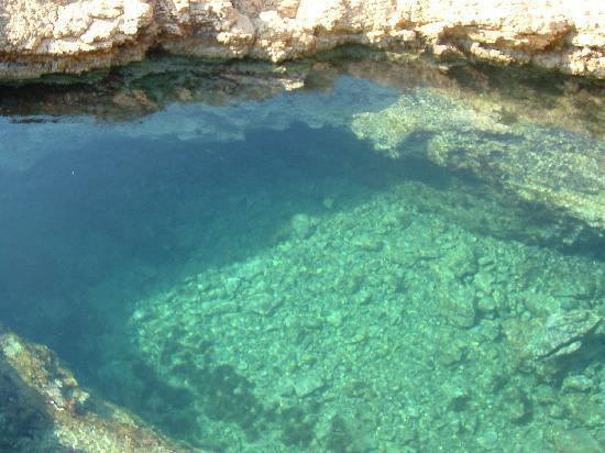Anna Villas: piscina