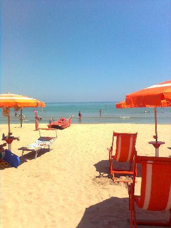 Silvi Marina, Italia: La spiaggia