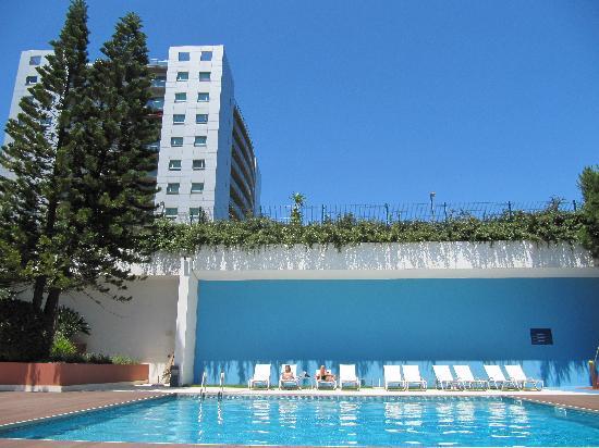 Novotel Lisboa: piscine
