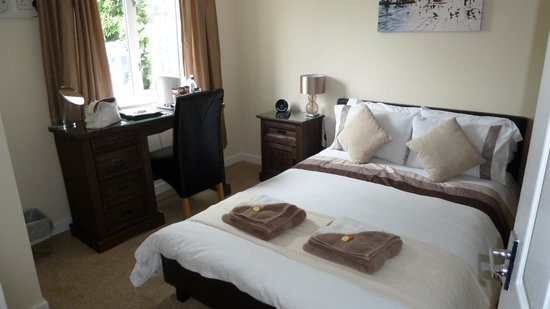 Carisbrooke Guest House : all kind of hot drinks available