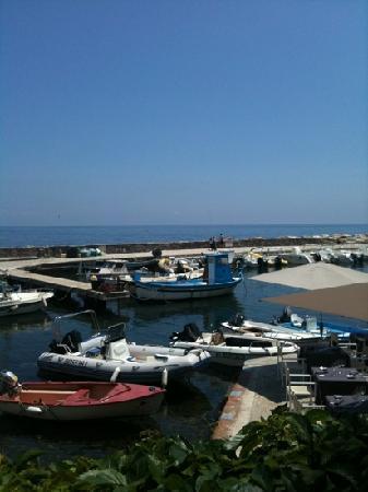 l'esquinade : le petit port de pêche