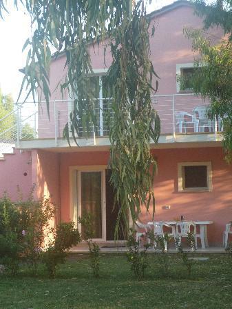 Camping Il Gineprino: appartamento del relais