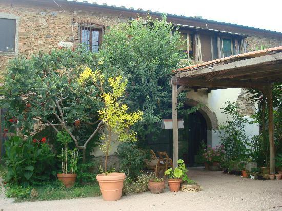 Agriturismo Pane e Vino: The farmhouse
