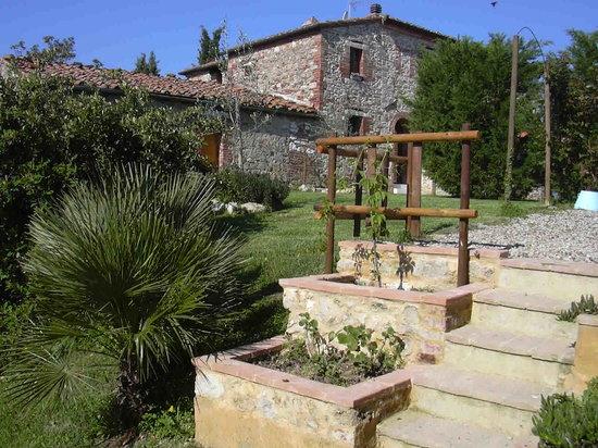 Agriturismo Montecaci : Il resede