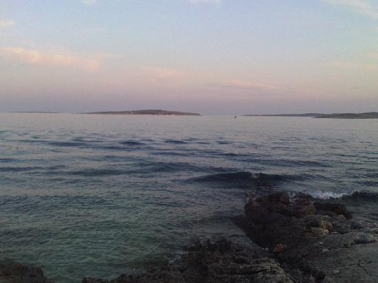 Bistro Punta: Vista dal Camp