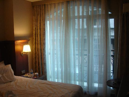 Hotel Perula: our room