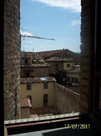 Residenza Antica Canonica: Veduta campanile