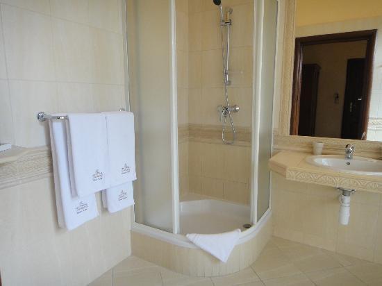 Grand Hotel Stamary : room316, bathroom