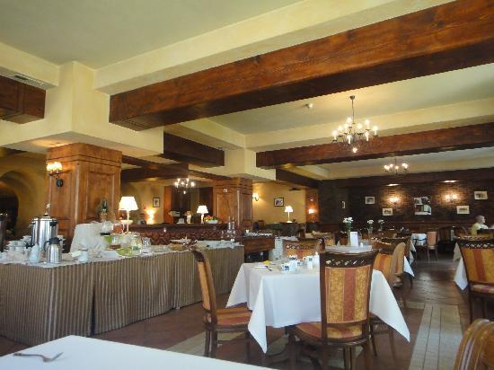 Grand Hotel Stamary : breakfast area