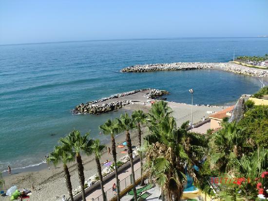 Playabonita Hotel: Vista desde la habitacion