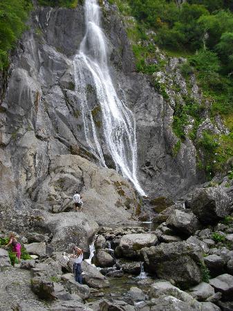 The Vagabond: Abba falls