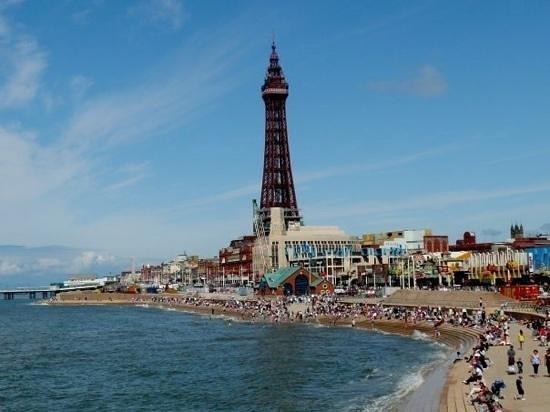 Number  Hotel Blackpool