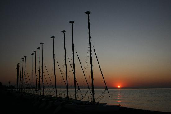 Club Med Palmiye: Morning in Palmiye