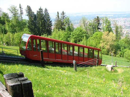 Gurten - Park im Grünen: Gurtenbahn