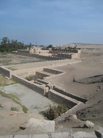 Mystery Peru: Pachacamac Ruins 1