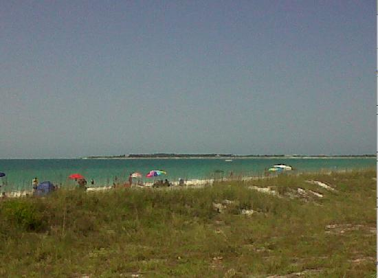 Caladesi Island State Park: What a beautiful beach!