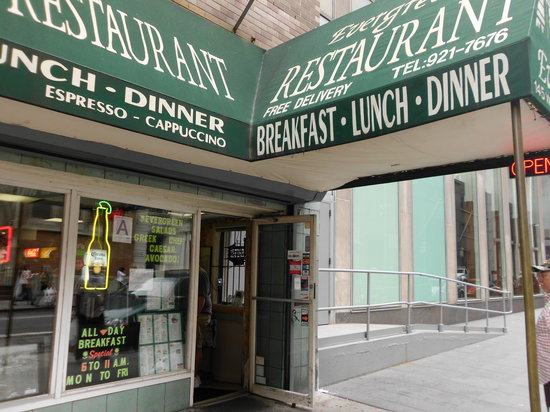 Evergreen Diner New York City Midtown Restaurant Reviews Phone Number Photos Tripadvisor