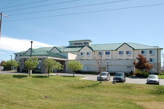 Crystal Inn Hotel & Suites Great Falls: Crystal Inn