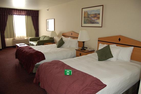 Crystal Inn Hotel & Suites Great Falls: Room