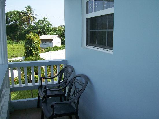 Sunspree Resort Ltd.: Standard Room Balcony