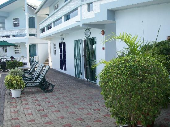 Sunspree Resort Ltd.: Reception Room ( Suite above)